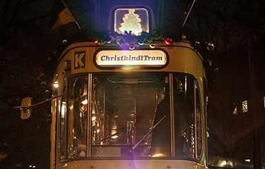 ChristkindlTram exklusiv München