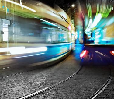 Tramfahrten München