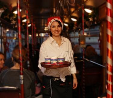 Christkindl Tram München