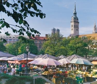 Altstadt-Stadtrallye München
