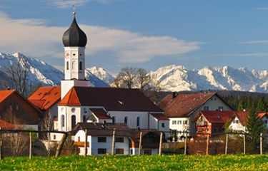 Bus tour Bavaria