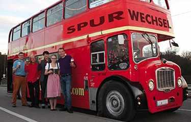 Doppeldeckerbus München