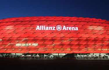 Fussball Tour München Allianz Arena