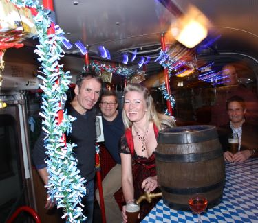 Galerie-Catering Partybus München
