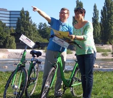 Galerie-Fahrrad mieten München