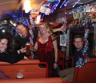 Galerie-Partybus München mieten
