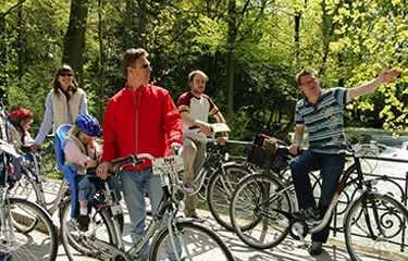 München Highlights Radtour München