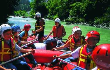 MTB Rafting München