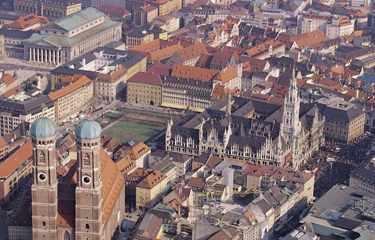Stadttour München für Münchner