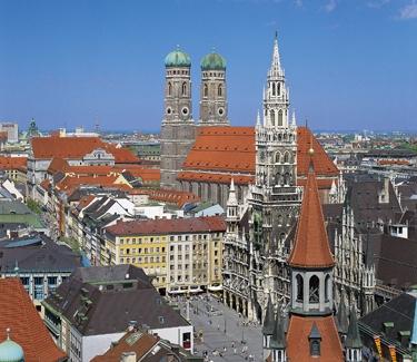 Stadttour München