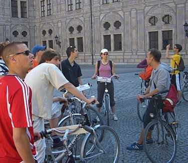 Student Bike Tour Munich