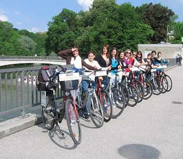 Students Bike Tour Munich