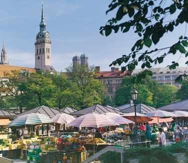 Treasure Hunt Munich