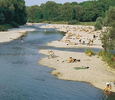 Weitere Touren - Isartour München