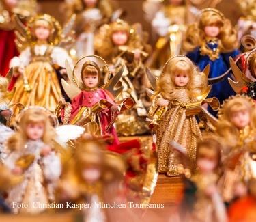 Weihnachtsmarkt Führung München