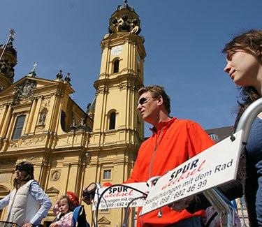 Radl Stadtführung München