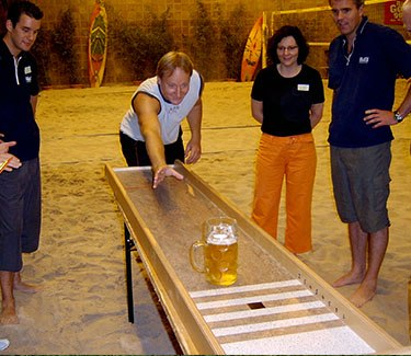 Bayerische Olympiade Disziplinen