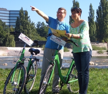 Fahrrad mieten München