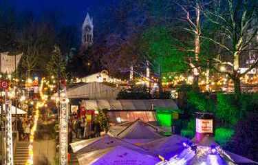 Schwabinger Weihnachtstour München