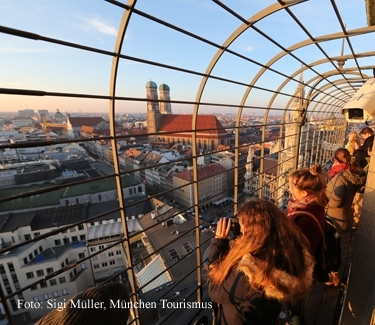 Walking Tour for schoolclasses Munich