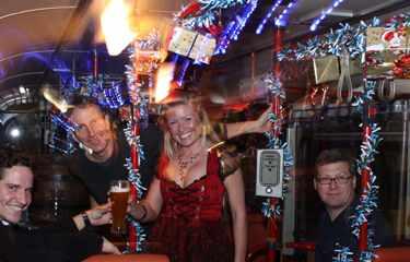 Weihnachtspartybus München