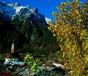 Tour Bayerische Alpen