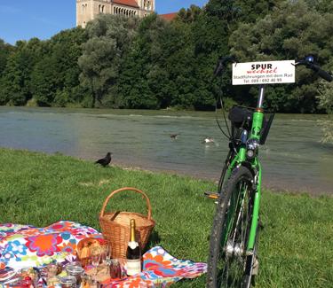 Picknicktour Radltour
