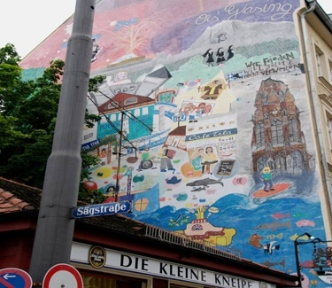 Urban Quarters Tour Munich