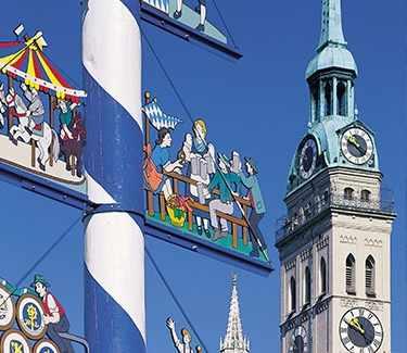 Destination Management in Munich