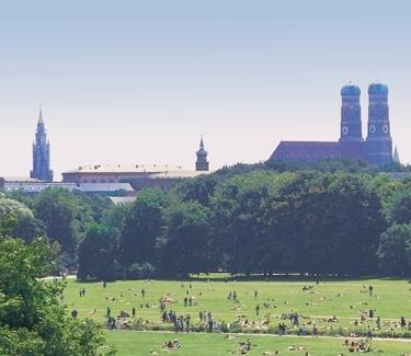 München Stadtrundfahrt Bus