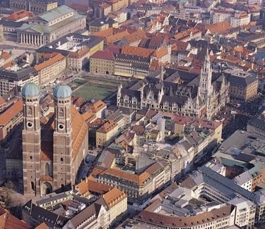 München für Münchner Stadtführung