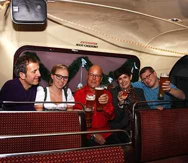 Munich Double Decker Bus