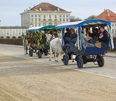 Munich Horse Carriage