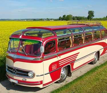 Munich Vintage Bus Hire