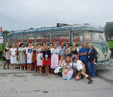 Oldiebus mieten München