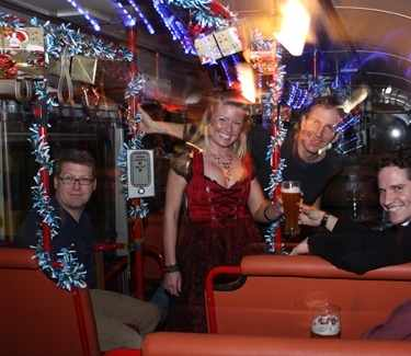 Party Bus hire Munich