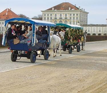 Pferdekutsche München