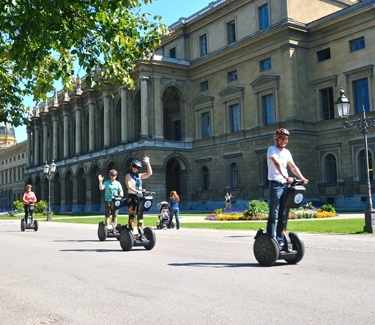 Segway tour in Munich