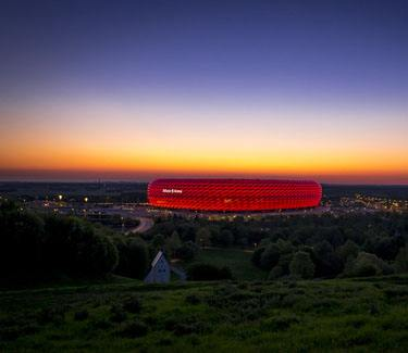 Tour Allianz Arena
